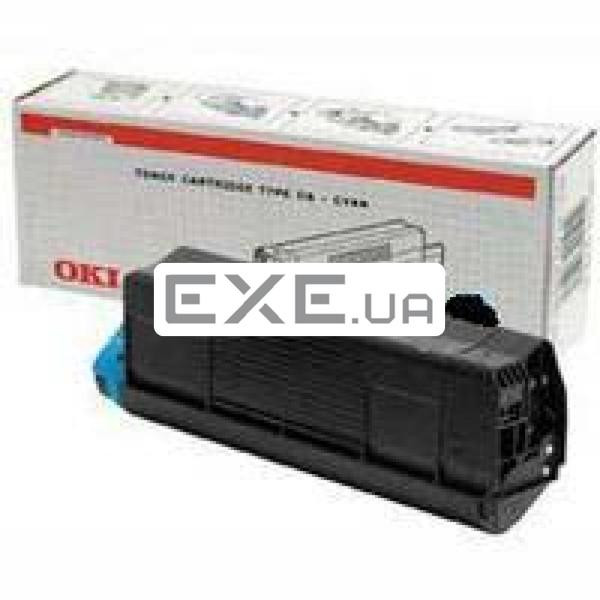 Картридж OKI TONER Black for5250/ 5450/ 5510MFP/ 5540MFP-NON-EU, 5000Pages (42127495) Ton (42127495)