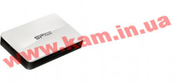 Кардридер SILICON POWER Card Reader 39-in-1 USB 3.0 White (SPC39V1W)