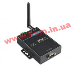 1-port ZigBee to Ethernet gateway, -40 to 75C operating temperature (NPort Z3150-T)