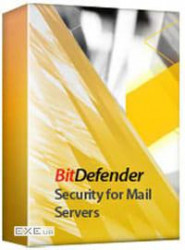 ПО Bitdefender Security for Mail Servers - Linux
