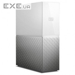"Сетевое хранилище (NAS) 3.5"" 6TB My Cloud Home Western Digital (WDBVXC0060HWT-EESN)"