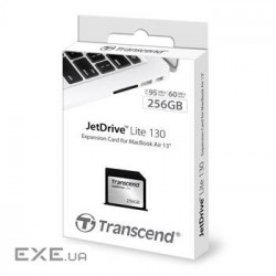"Карта памяти Transcend JetDrive Lite 256GB MacBook Air 13"" Late10-Early14 (TS256GJDL130)"