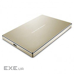 HDD USB-C 2TB EXT./ GOLD STFD2000403 LACIE