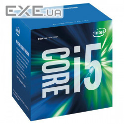 Процессор Intel Core i5-7500 4/ 4 3.4GHz 6M LGA1151 box (BX80677I57500)