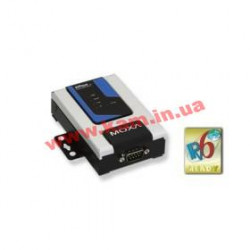1-Port RS-232/ 422/ 485 Secure Serial Device Server, 12...48VDC Power Input, with Pow (NPort 6150-T)
