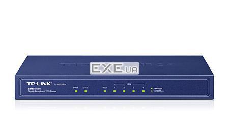 Маршрутизатор TP-Link TL-R600VPN — заказать, купить, цена, отзывы, доставка по Киеву и Украине | exe.ua