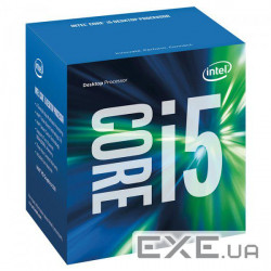 Процессор Intel Core i5-7400 4/ 4 3.0GHz 6M LGA1151 box (BX80677I57400)