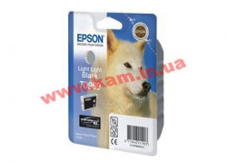 Картридж Epson StPhoto R2880 light light black R2880 LightLight Black Ink (C13T096940)