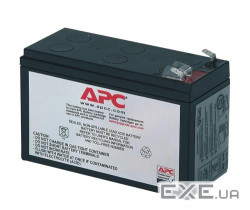Батарея APC Replacement Battery Cartridge #17 Battery replacement kit for BK650EI (RBC17)