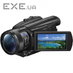 Цифр. відеокамера 4K Flash Sony Handycam FDR-AX700 Black (FDRAX700B.CEE)