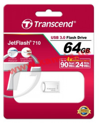 USB накопитель Transcend < TS64GJF710S > JetFlash710 USB3.0 64Gb