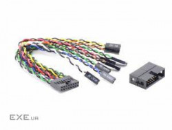 Кабель Supermicro CBL084L Front panel control split connector cable (CBL-084L)