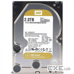 Жесткий диск Western Digital Gold WD2005FBYZ 2 Тб