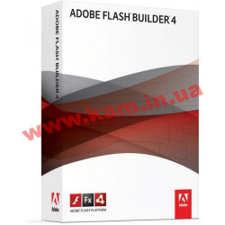 Flash Builder Std 4.7 Multiple Platforms International English AOO License TLP1 (65207752AD01A00)