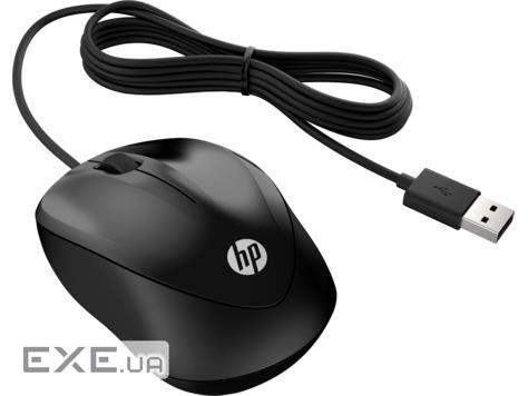 Миша HP Wired Mouse 1000 (4QM14AA)
