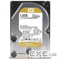 Жесткий диск Western Digital Gold WD1005FBYZ 1 Тб