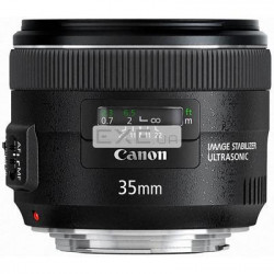 Объектив Canon EF 35mm f/ 2.0 IS USM black (5178B005)