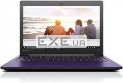 "Ноутбук Lenovo IdeaPad 310 15.6"" Intel N3350 4GB 500GB Intel HD BT WiFi DOS Purple (80TT002FRA)"