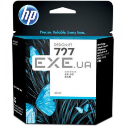 Картридж HP 727 40-ml Photo Black Ink Cartridge (B3P17A)