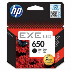 Картридж HP 650 Black Ink Cartridge CZ101AE (CZ101AE)