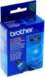Картридж Brother DCP-115CR/ 120CR, MFC-215CR cyan 400 стр@5% (A4) для DCP110C/ 115С/ 120C, (LC900C)