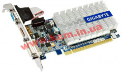 Видеокарта Gigabyte GeForce 210 1024Mb (GV-N210SL-1GI)