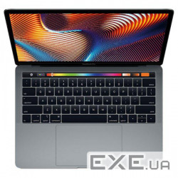 13-inch MacBook Pro with Touch Bar: 2.3GHz quad-core 8th-generation Intel Core i5 proces (MR9R2RU/A)