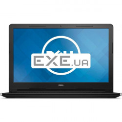 "Ноутбук Dell Inspiron 3552 15.6"" Intel N3060 4GB 500GB DVD Intel HD Linux Black (I35C45DIL-50)"