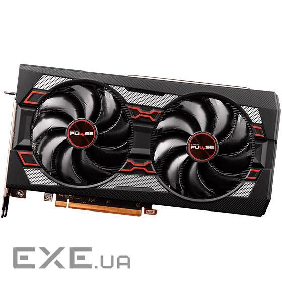 Видеокарта SAPPHIRE Radeon RX 5600 XT 6GB GDDR6 192-bit Pulse (11296-01-20G) — заказать, купить, цена, отзывы, доставка по Киеву и Украине | exe.ua