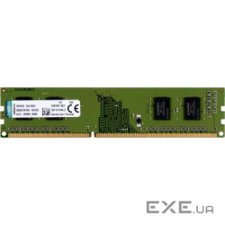 Оперативная память Kingston DDR3, 2GB, 1600 MHz (KVR16N11S6A/ 2-SP) (KVR16N11S6/2)