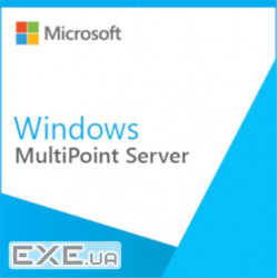 Microsoft Windows MultiPoint Server 2016 OLP