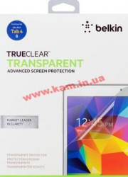 Защитная пленка BELKIN Galaxy Tab4 8.0 Screen Overlay CLEAR (F8M871bt)