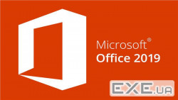 Програмне забезпечення Microsoft Office Home and Business 2019 English Medialess (T5D-03245)