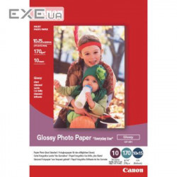 "Бумага Canon 4""x6"" Photo Paper Glossy GP-501, 10л. (0775B005)"