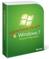 Программное обеспечение Microsoft Windows 7 Home Prem Russian DVD BOX (GFC-00188)