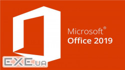 Програмне забезпечення Microsoft Office Home and Business 2019 Russian Medialess (T5D-03248)