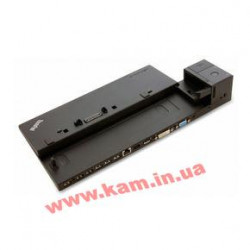 Док-станция Lenovo ThinkPad Pro Dock - 65 W (Tx40x, X240, W540) / 3xUSB2.0(one powered) (40A10065EU)