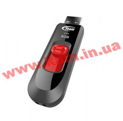 USB накопитель Team 8GB C141 Red (TC1418GR01)