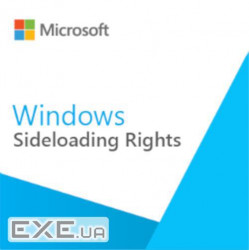 Microsoft Windows Sideloading Rights OLP