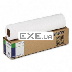"Бумага Epson Premium Semigloss Photo Paper (250) 24""x30.5m Ширина: 24` (610 мм); (C13S041641)"