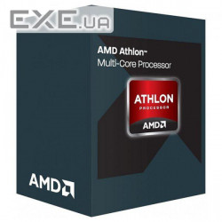 Процессор AMD CPU Kaveri Athlon X4 845 (3.5/ 3.8GHz Boost,4MB,65W,FM2+, with silent (AD845XACKASBX)