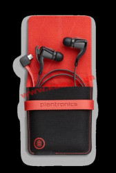 Bluetooth-гарнитура Plantronics BackBeat GO 2 Stereo Black + чехол (200203-05)