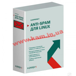 Kaspersky Anti-Spam for Linux Cross-grade 1 year Band M: 15-19 (KL4713OAMFW)