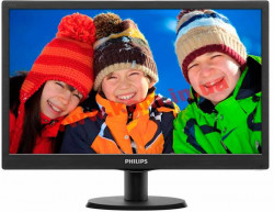 "Монитор PHILIPS 18.5"" 193V5LSB2/62 16:9 LED Black"