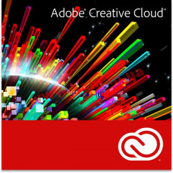 Creative Cloud for teams Multiple Platforms Multi European Languages 1 USER 1 Year (65227498BA04A12)