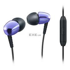 Наушники Philips SHE3905PP Purple (SHE3905PP/00)