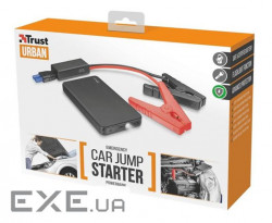 УМБ Emergency Car Jump Starterwith 6.000 mAh Powerbank TRUST Emergency Car Jump Starter wit (22195)