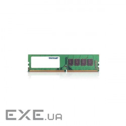 Память PATRIOT 16 GB DDR4 2400 MHz (PSD416G24002)
