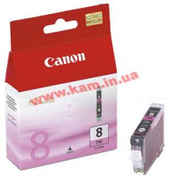 Чернильница Canon CLI-8PM Photo Magenta (0625B001)