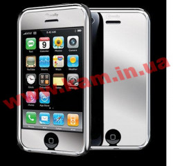 Защитная пленка для экрана MACALLY IP-PH807 Mirror finish screen protective for iPhone 3G